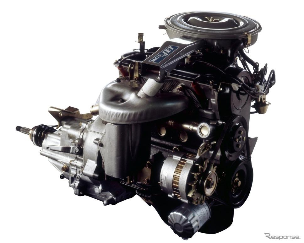 オリオン1400エンジン(1978年)