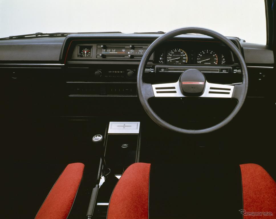 ミラージュII 1400ターボ(1982年)
