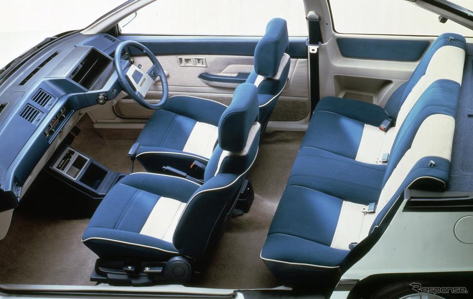 ミラージュ1500CX-S(1983年)