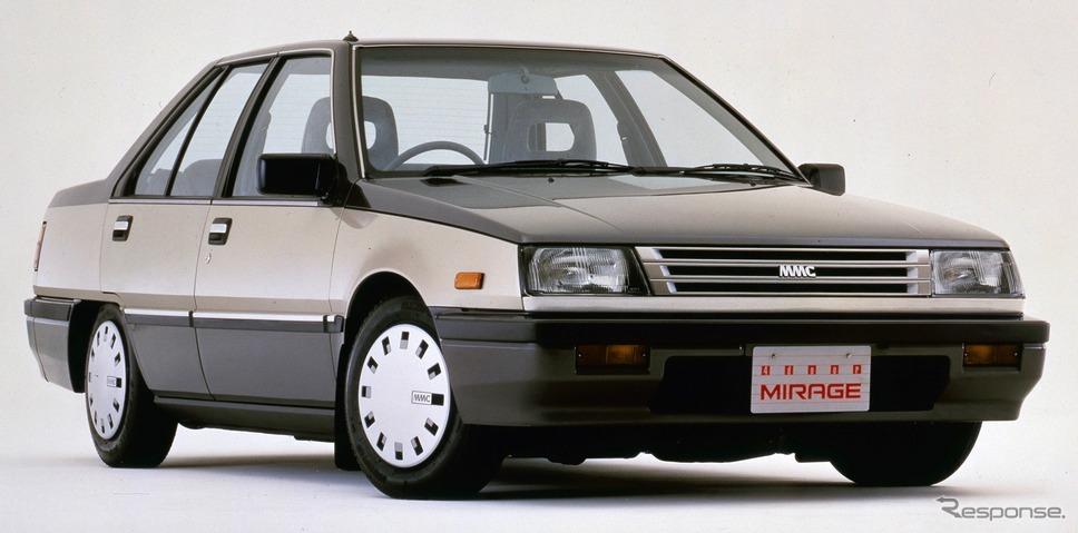 ミラージュ1500CX エクストラ(1986年)