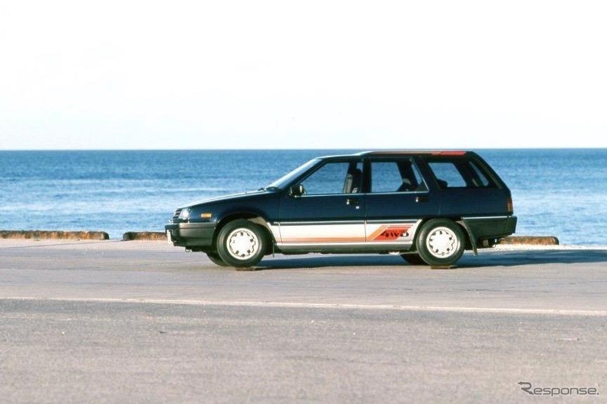 ミラージュ1800CX(4WD、1986年)