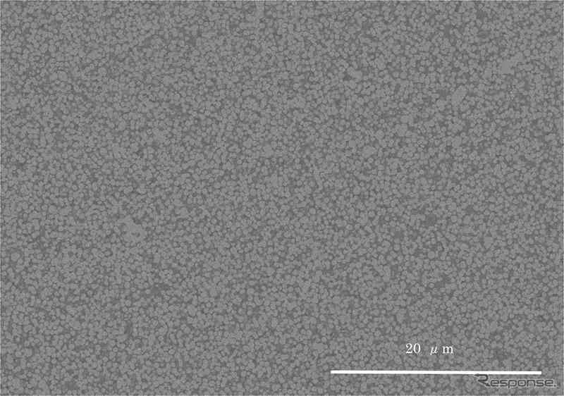 ナノコンポジット断面図(例)