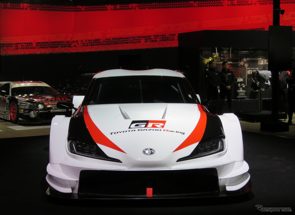 GR Supra SUPER GT CONCEPT《撮影 遠藤俊幸》