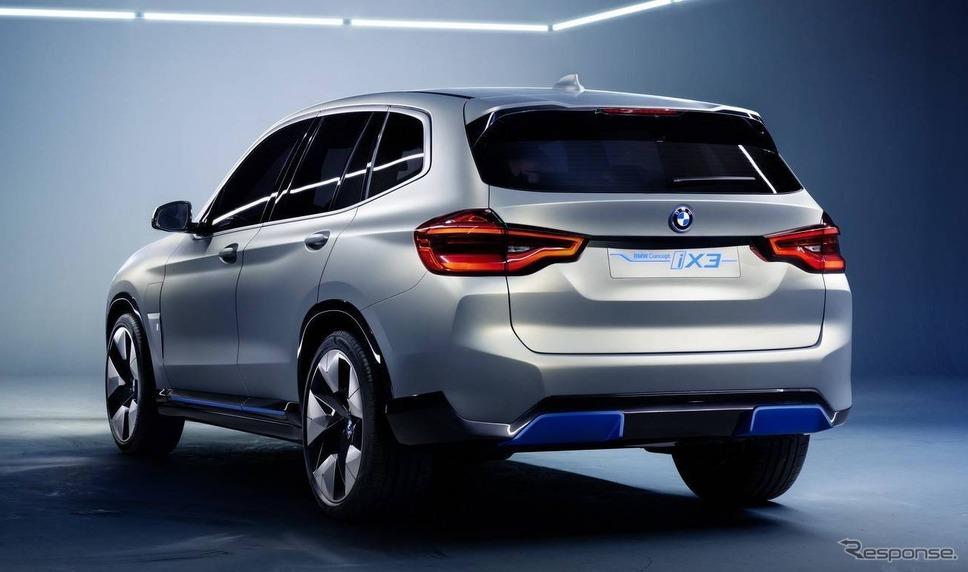 BMWコンセプト iX3