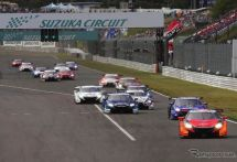 SUPER GTデモレース、GT500の6チームが決定…モースポフェス2019
