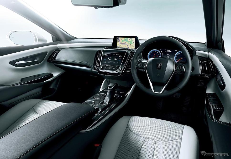 トヨタ クラウン 新型《画像 トヨタ自動車》
