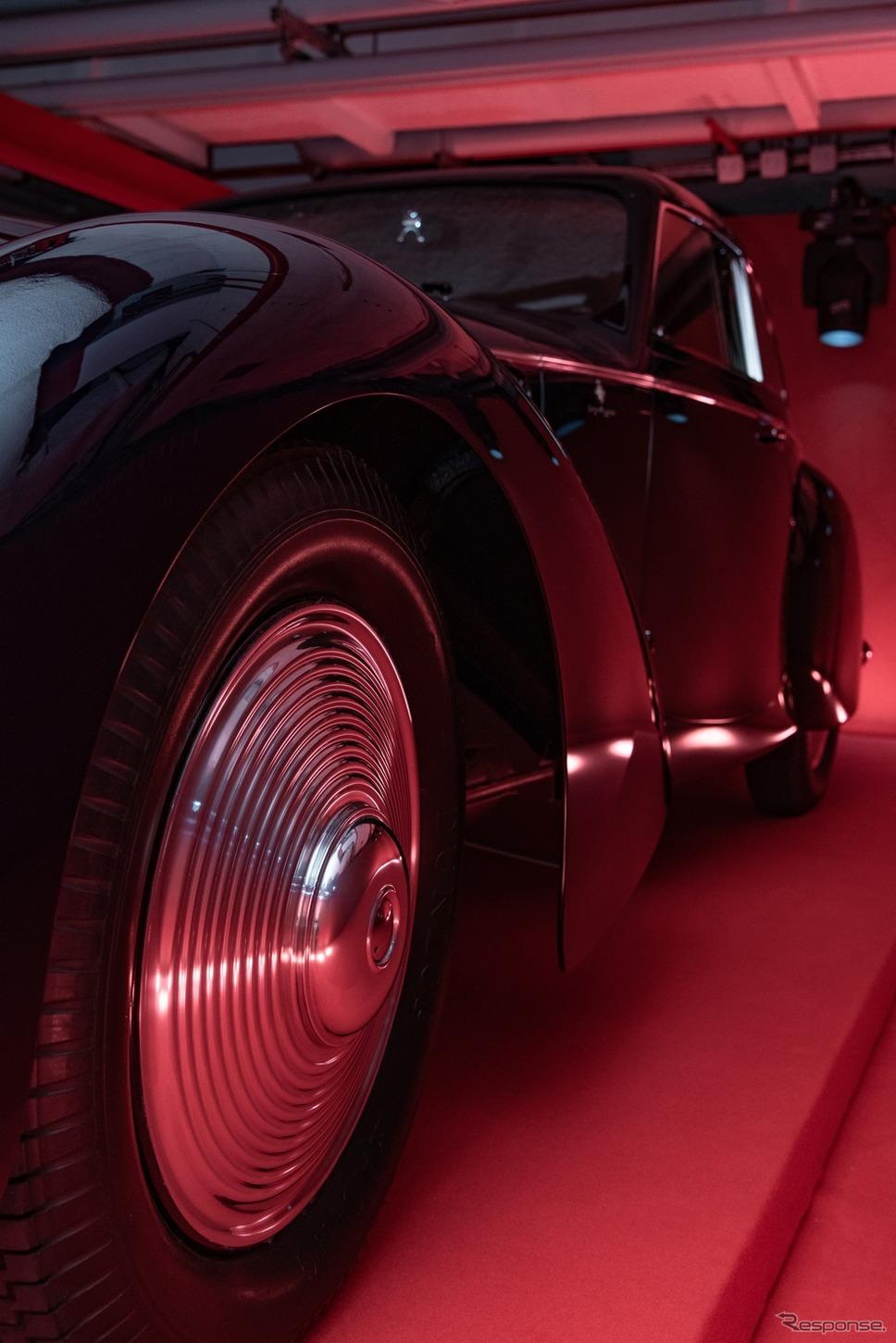 1937年型アルファロメオ8C 2900Bベルリネッタ