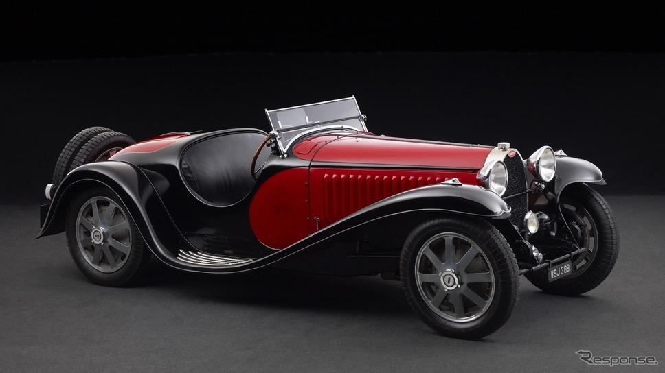 ペニンシュラ・クラシックス・エントリー:1933年型ブガッティ・タイプ55ロードスター(サロン・プリヴェ)