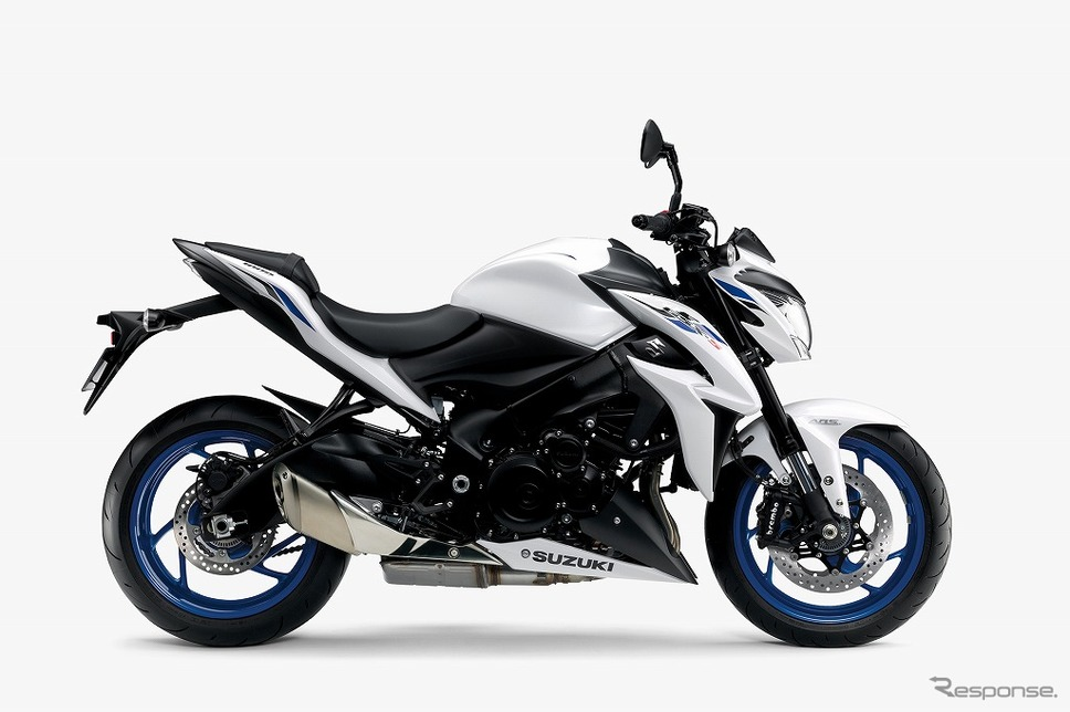 スズキ GSX-S1000 ABS(パールグレッシャーホワイト)