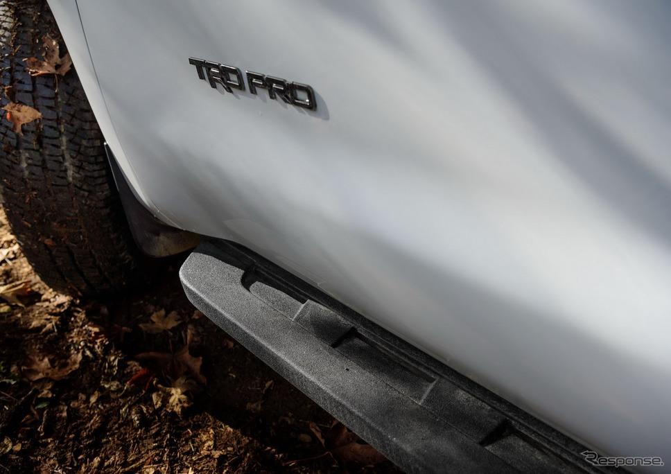 トヨタ・セコイア のTRDプロ
