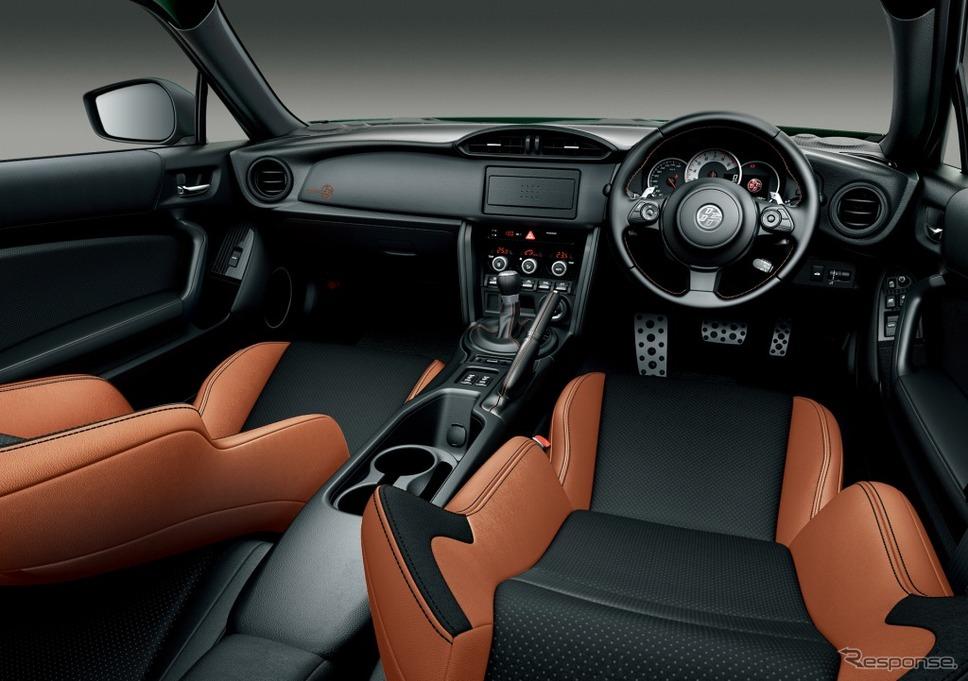 トヨタ 86 GTブリティッシュグリーンリミテッド