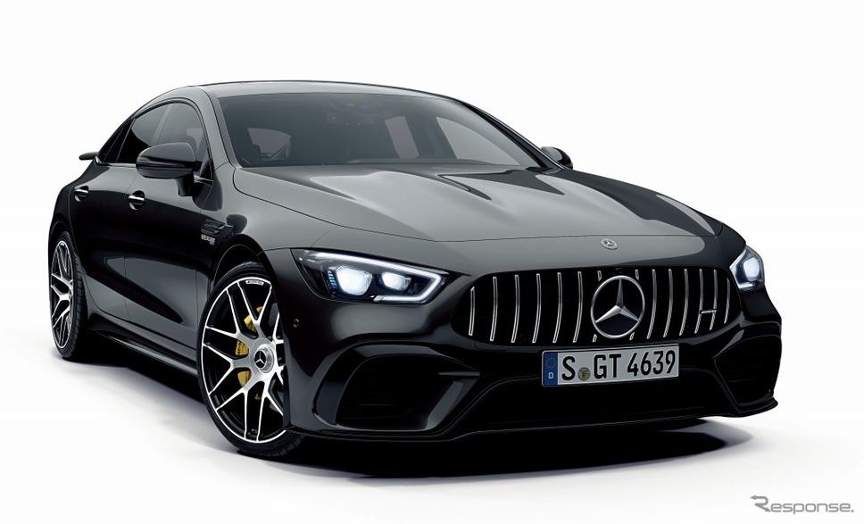 メルセデスAMG GT 4ドアクーペ GT63Sエディション1