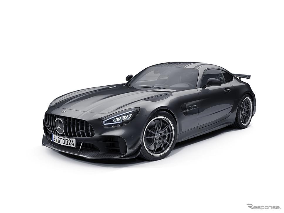 メルセデスAMG GT Rプロ