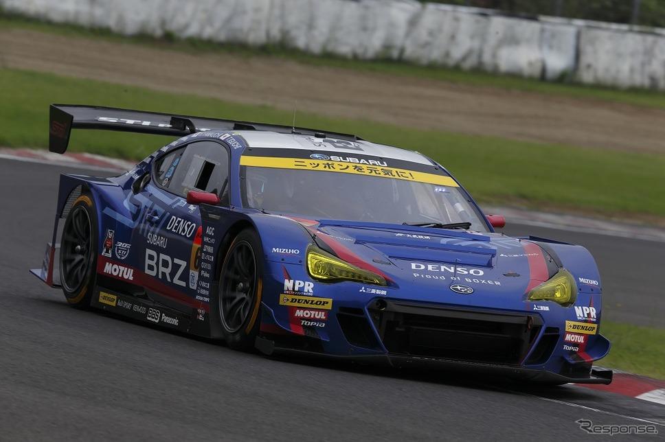 2018年 SUBARU BRZ GT300/ドライバー:井口卓人