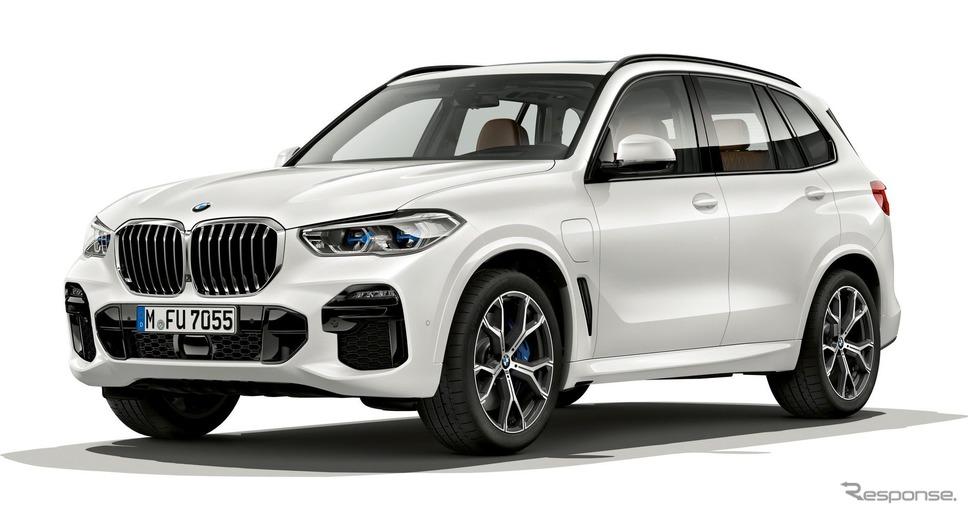 新型BMW X5 のxDrive 45e