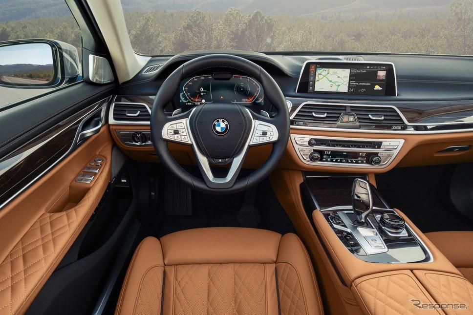 BMW 7シリーズ改良新型