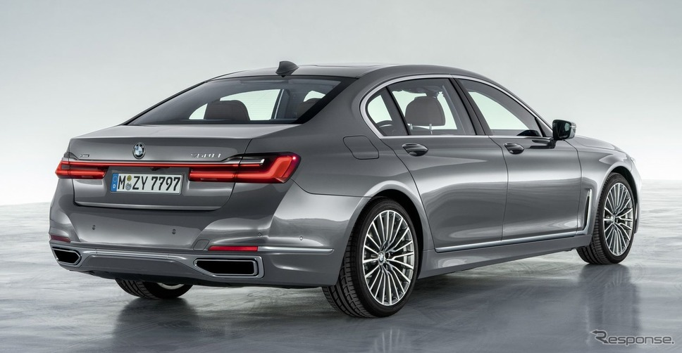 BMW 7シリーズ 改良新型