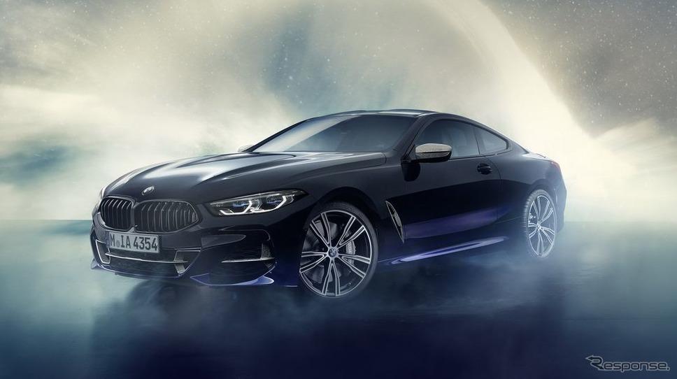 本物の隕石でカスタマイズ、BMW 8シリーズ 新型 にワンオフ…ジュネーブモーターショー2019で発表へ