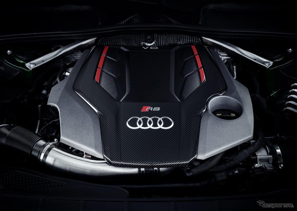 アウディ RS5 スポーツバック