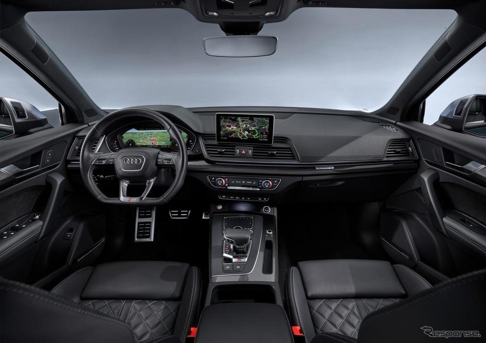 アウディ SQ5 TDI 新型