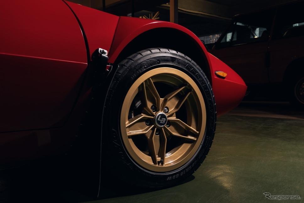 Lister Bell Automotive 社ではこのクルマを年間5台程度しか作ることができない。《撮影 土屋勇人》