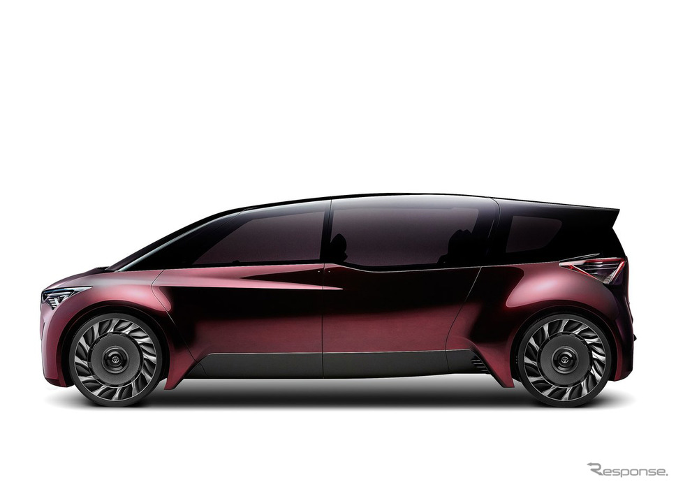 トヨタ Fine-Comfort Ride コンセプト(参考画像)《画像 トヨタ自動車》