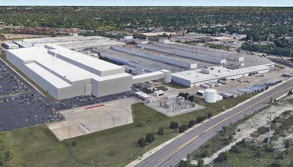 FCAの米国工場