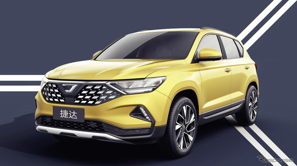 VWの新ブランド「ジェッタ」のSUV
