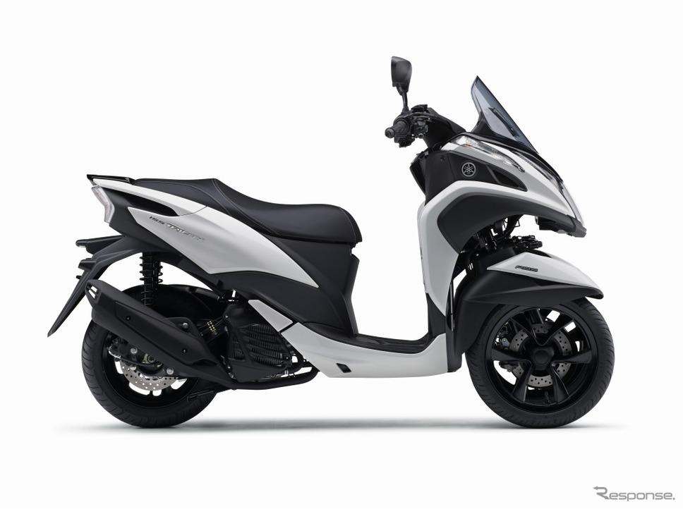 ヤマハ トリシティ155 ABS(ホワイト)