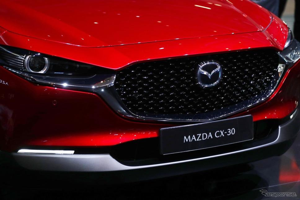 マツダ CX-30(ジュネーブモーターショー2019)