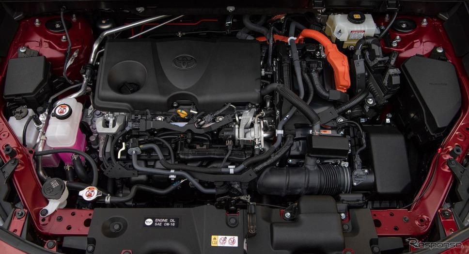 トヨタRAV4ハイブリッド新型
