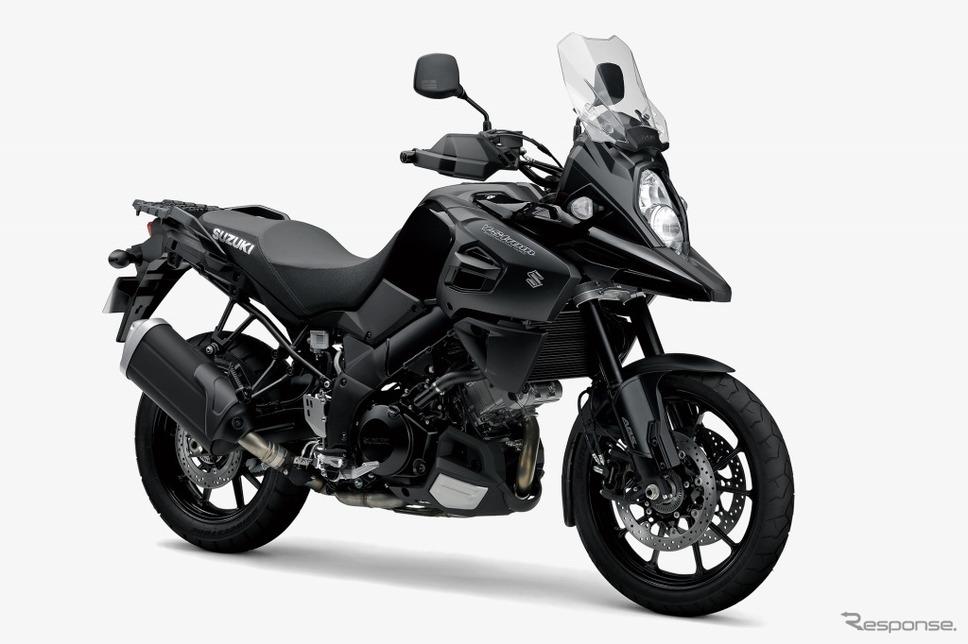 スズキ Vストローム1000 ABS グラススパークルブラック