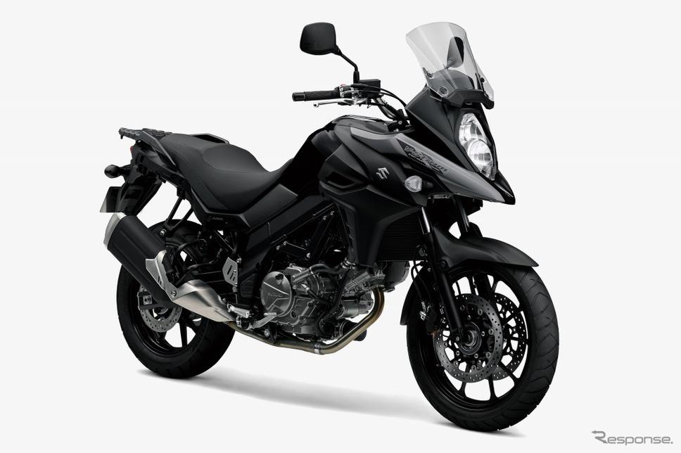 スズキ Vストローム650 ABS グラススパークルブラック