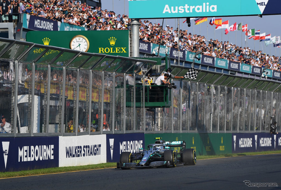F1オーストラリアGP(c) Getty Images