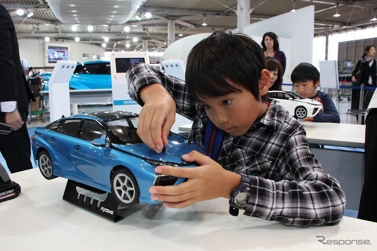 燃料電池を学ぼう