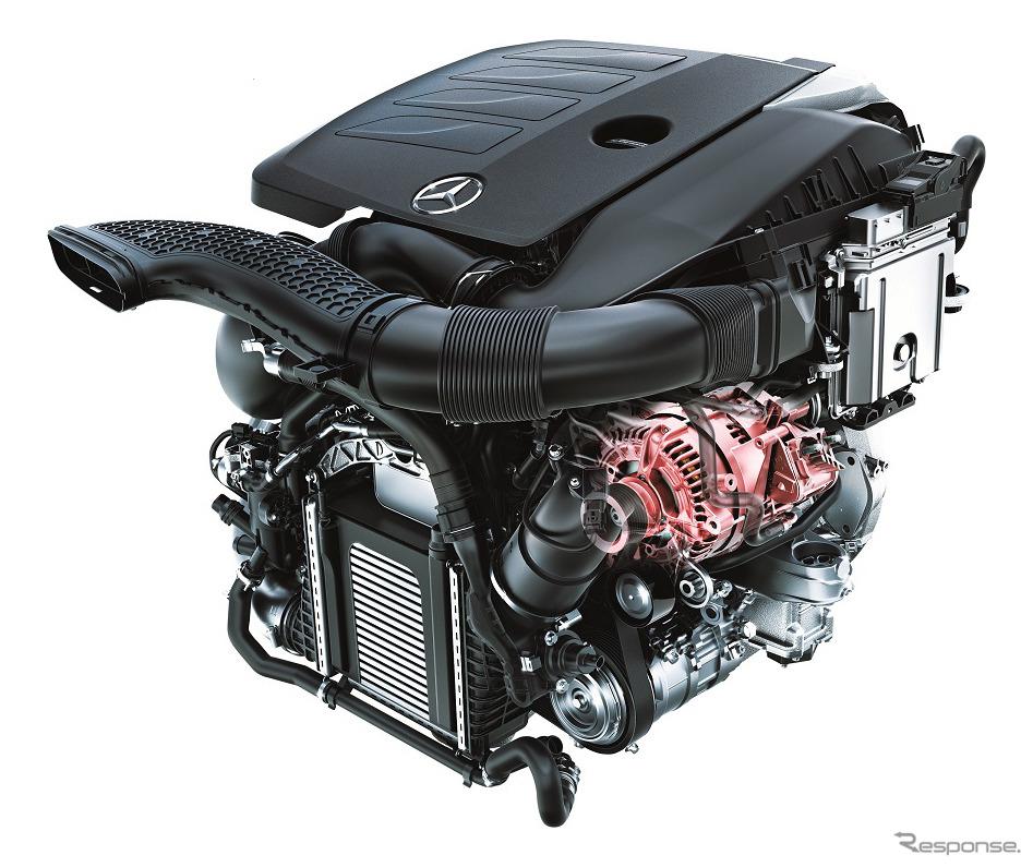 M264エンジン