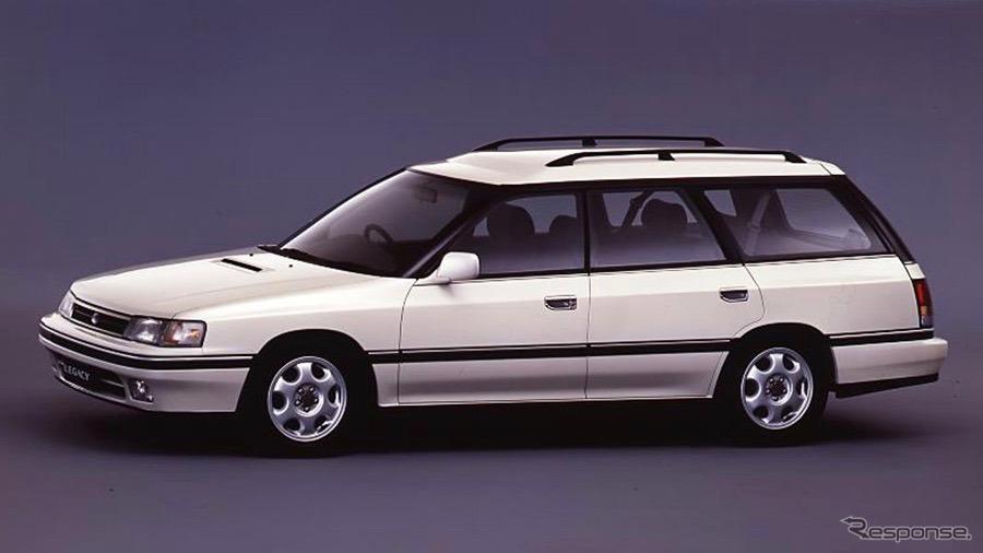 スバル・レガシィ・ツーリングワゴン(1990年)