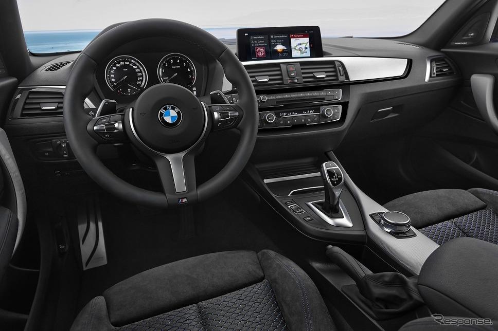 BMW 1シリーズ 現行型(参考画像)