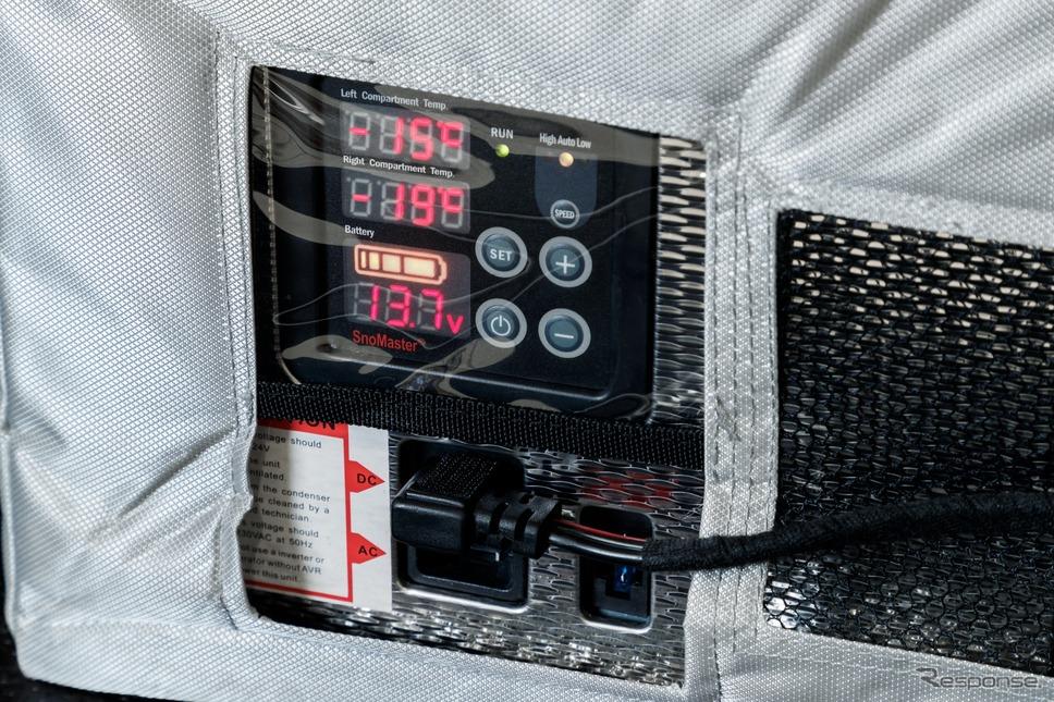 ランドローバー・ディスカバリーのアフリカ・マラリア熱の調査用特別車両