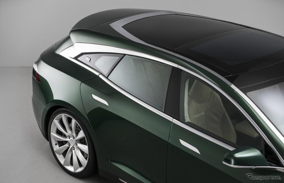 RemetzCarの モデル SB