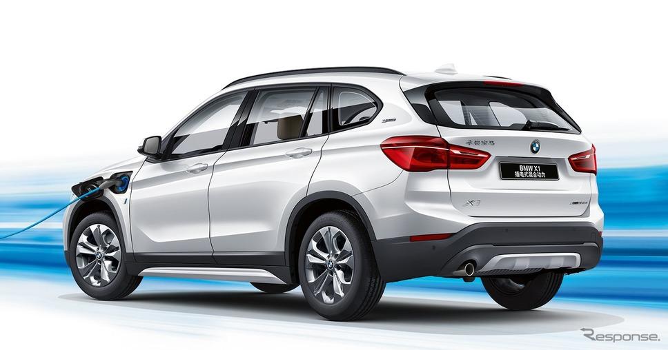 BMW X1 のPHVの改良モデル