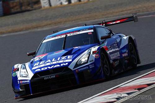 SUPER GT/GT500の2019年参戦車両:KONDO RACINGの「リアライズコーポレーション ADVAN GT-R」