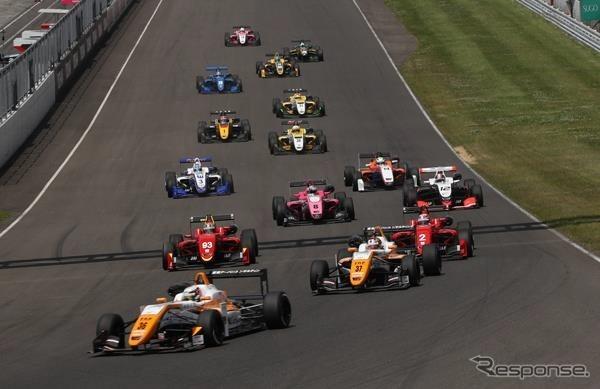 全日本F3選手権(2018年)