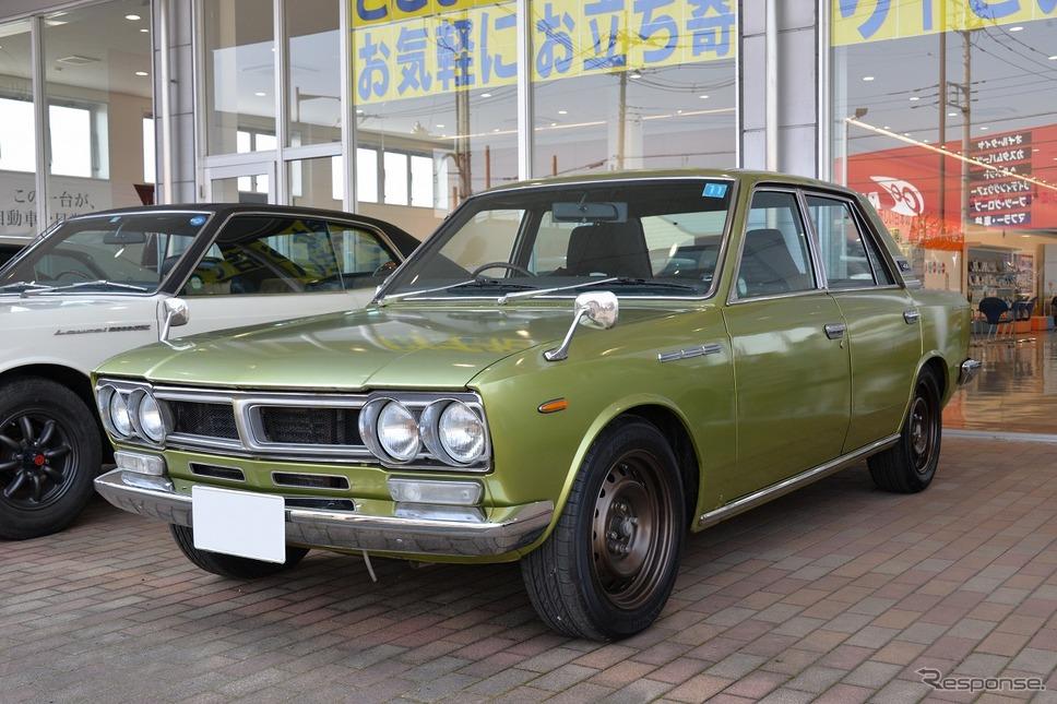 ローレル セダン GL(1970)嶽宮 三郎