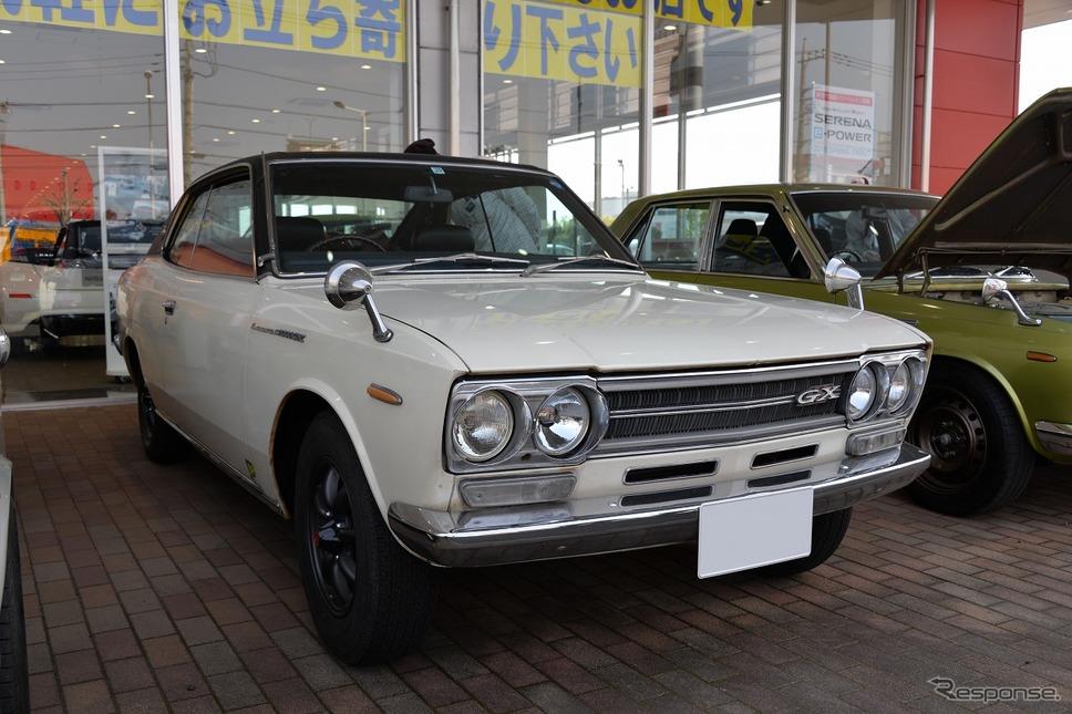 ローレル 2ドアハードトップ 2000GX(1970)嶽宮 三郎