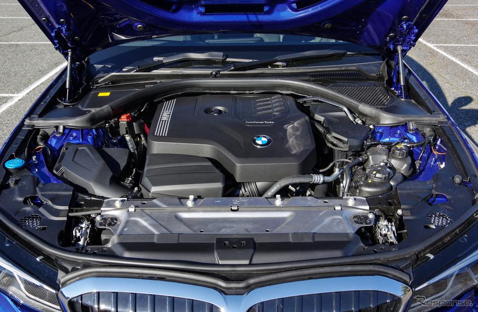 BMW 3シリーズ 新型(330i Mスポーツ)《撮影 宮崎壮人》