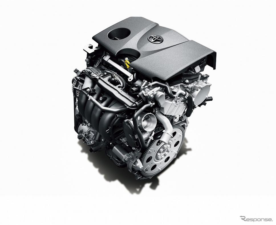 トヨタ RAV4(ガソリン車)の2.0リットル直列4気筒ダイナミックフォースエンジン