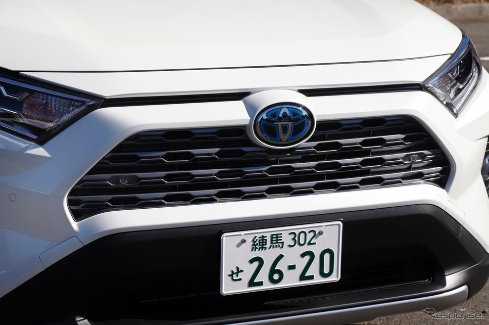 トヨタ RAV4 HYBRID G《撮影 小林岳夫》