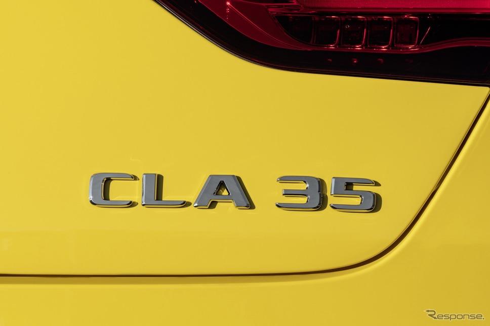 メルセデスAMG CLA 35 4MATIC