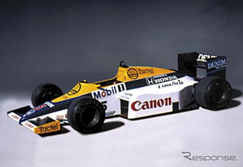 ウイリアムズ ホンダ FW10(1985年)